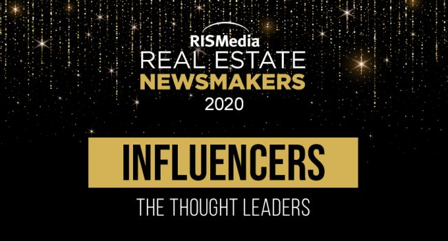 J. Lennox Scott honored by RISMedia and REAL Trends