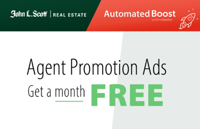 Agent Promotion Ads: Get 1 Month Free!
