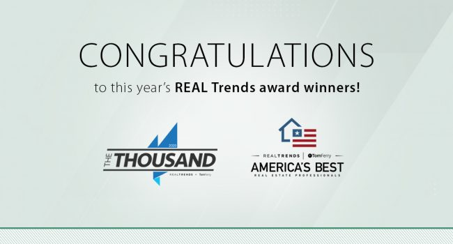 More than 60 John L. Scott brokers / teams recognized by REAL Trends
