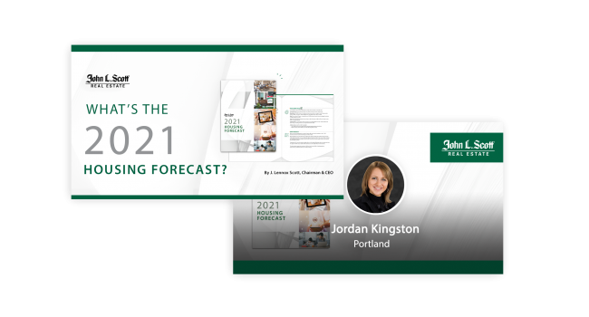Reach Unattached Buyers and Sellers. Boost Your Forecast!