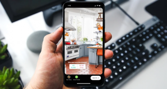 Simple Instagram Story ideas for real estate agents