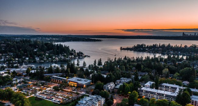 Suburbs grew faster than Seattle in 2021
